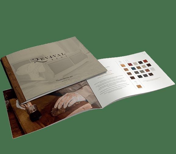 Revival Beds brochure
