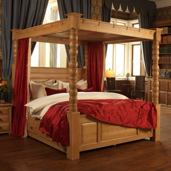 Large Four Poster Bed Ambassador
