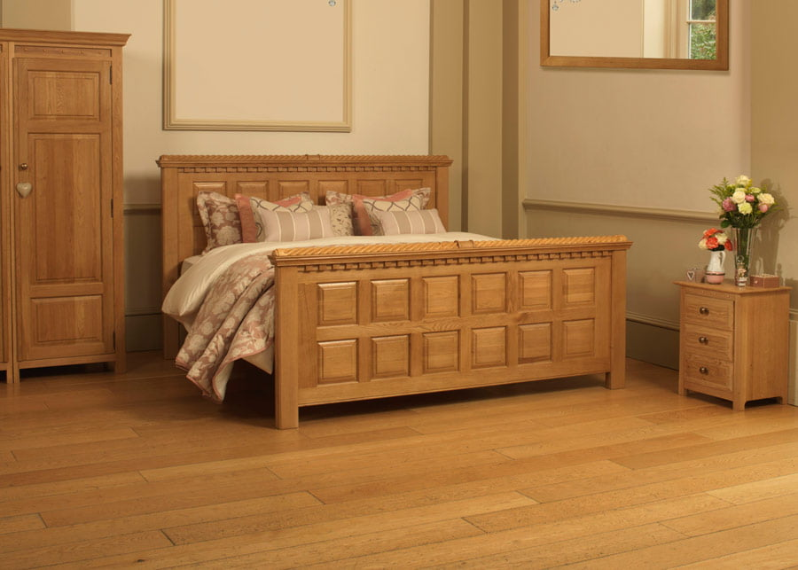 Traditional Wooden Bed The Country Kerry Revival Beds