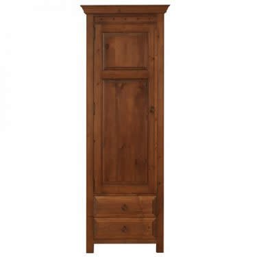 1 Door Wardrobe with Drawers