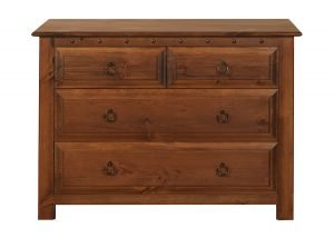 4 Drawer Chest of Drawers in Solid Wood