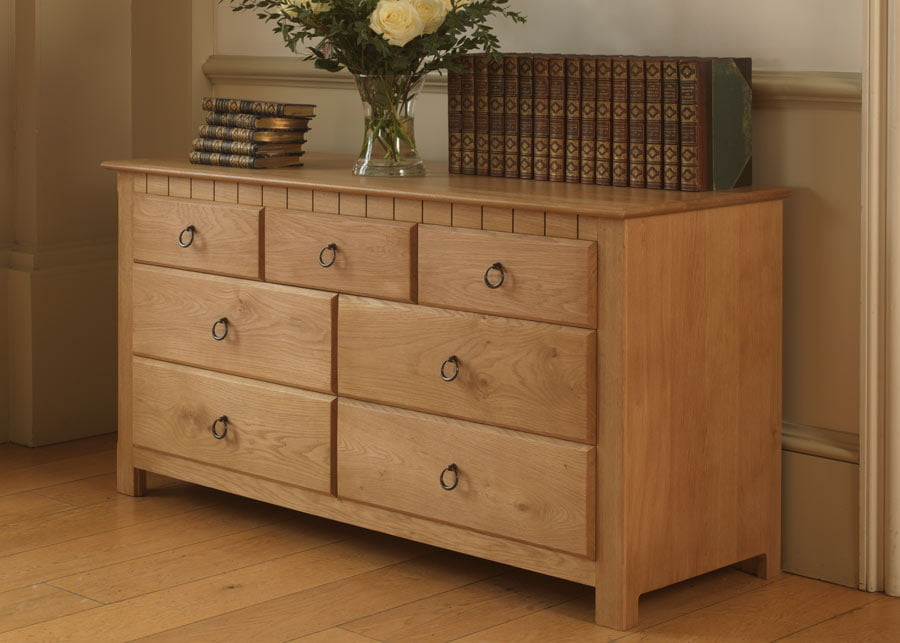 suffolk of chest drawer drawers furniture oak dorset from over quality picture