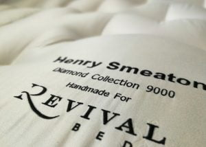 Henry Smeaton Diamond 9000 Mattress Detail