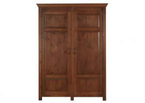 Large 2 Door Wardrobe Oregon
