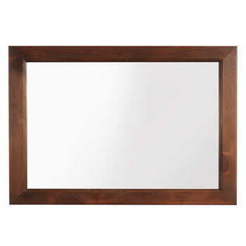 Solid Wood Dressing Mirror