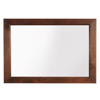 Solid Wood Dressing Mirror