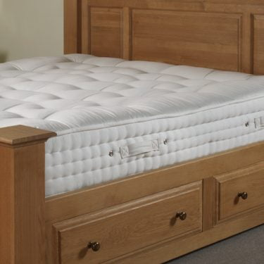 Luxury Pocket Sprung Mattress