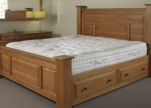 Luxury Pocket Sprung Mattress with 8700 Springs
