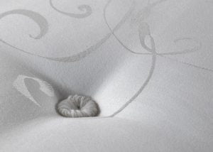 Fabric Pattern Detail on Mattress