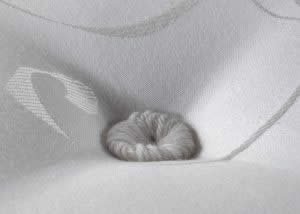 Buttoning on Handmade Mattress