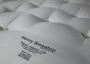 Henry Smeaton Mattress Detail
