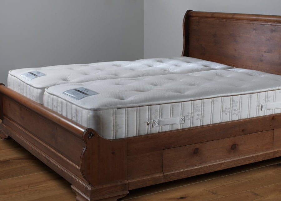 Pocket Sprung Mattress with 1500 Pocket Springs
