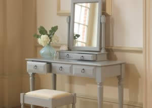 Painted Dressing Table Furniture Assembly