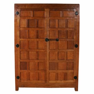 Traditional Style Wooden Wardrobe