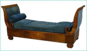 Oldest Sleigh Bed Design