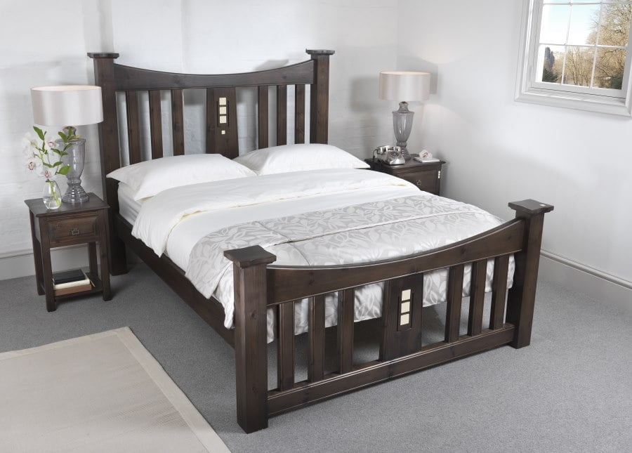 Mackintosh Bed and Bedroom Furniture