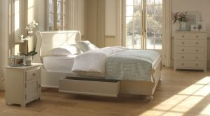 New England Bed with New England Bedroom Furniture