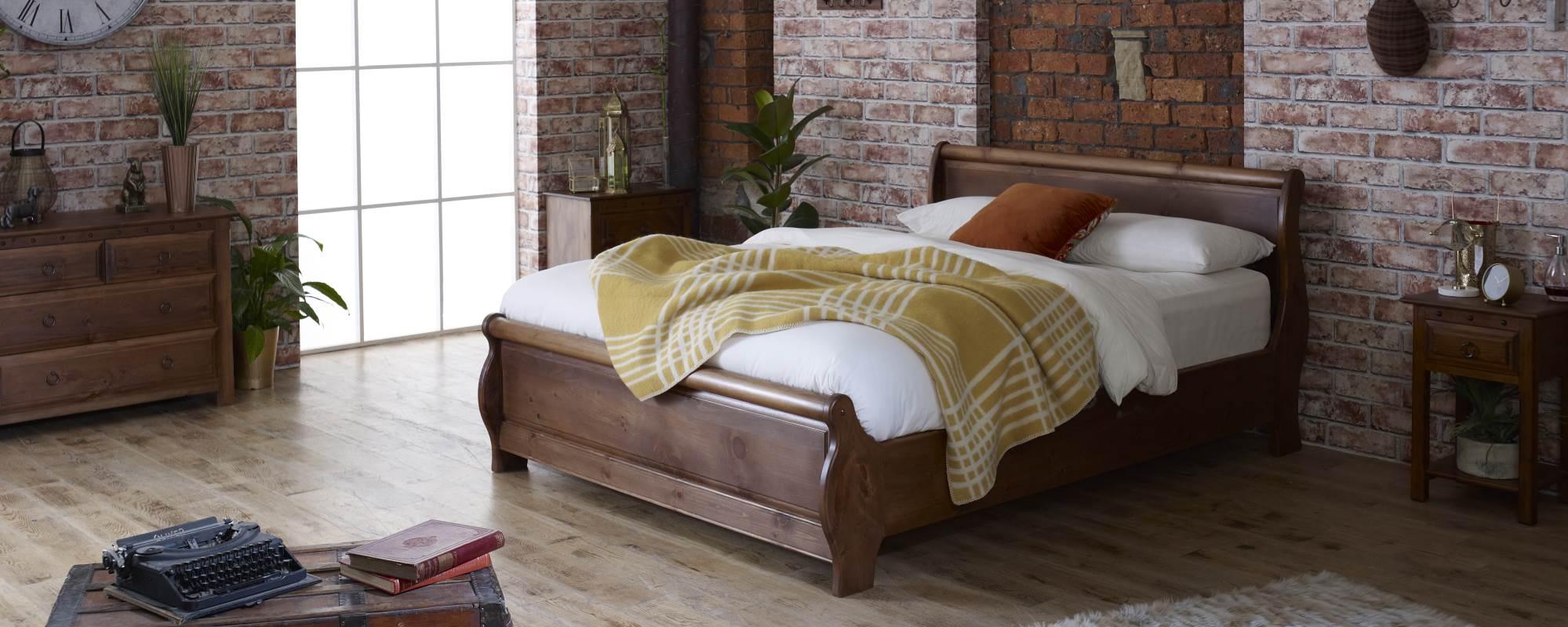 Metropolitan Bed Frames