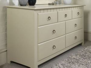 New England Painted Chest of Drawers