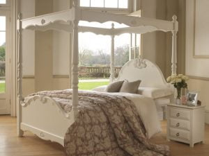 French Four Poster Bed