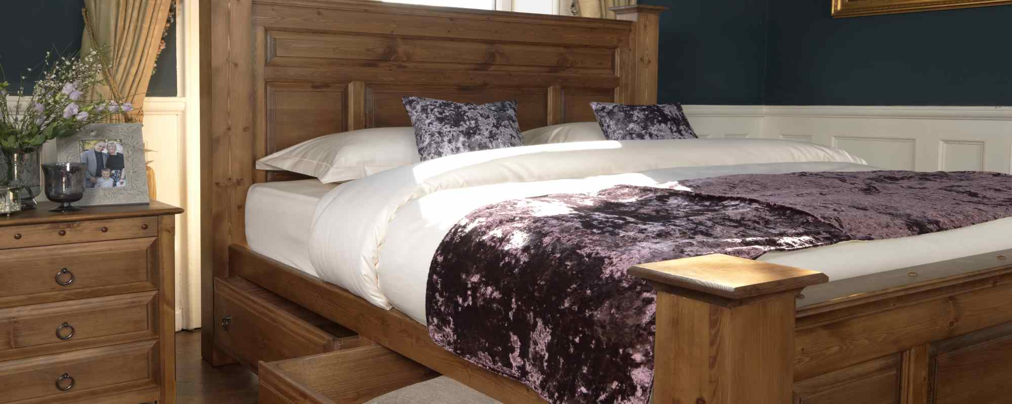 Luxury Beds Any Size Handcrafted To Your Requirements Revival Beds