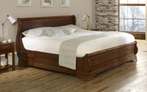 Super King-size Sleigh Bed