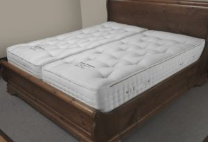 Luxury Pocket Sprung Zip Link Mattress