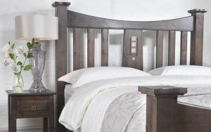 Mackintosh Bed Headboard