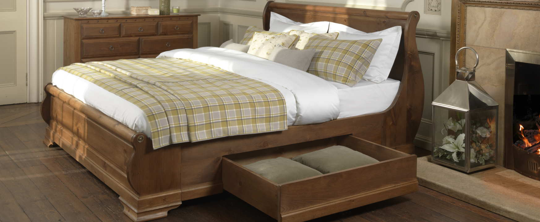 Solid Wood Beds From Revival Beds | Handmade Beds