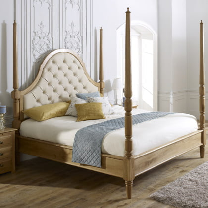 Wooden Pencil Bed
