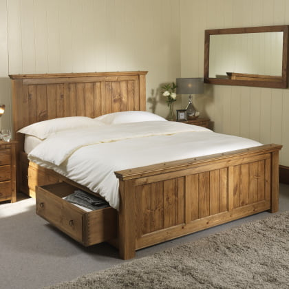 New England Handmade Bed
